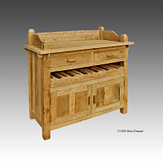 Dino Drawer Custom Furniture