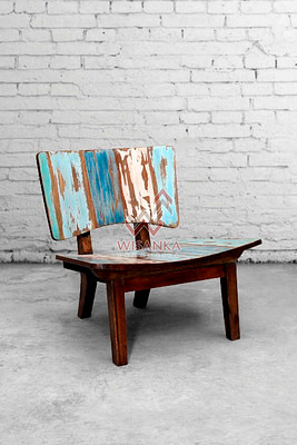 Reclaimed Cozy Chair