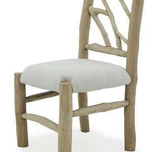 Fidel chair teak branch furniture