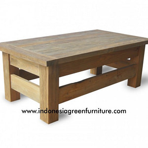 Lucian Table Reclaimed Teak