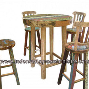 Reclaimed Outdoor Garden Furniture