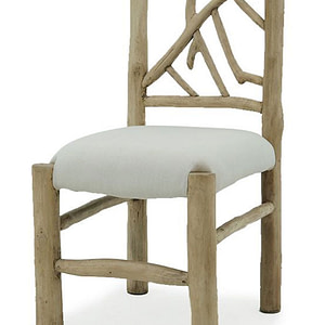 Poldi chair teak branch furniture