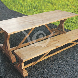 modern reclaimed wood dining tables | Ramona Dining Set Reclaimed Pine