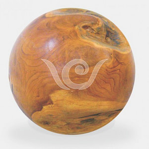 Root Ball Reclaimed Teak Root
