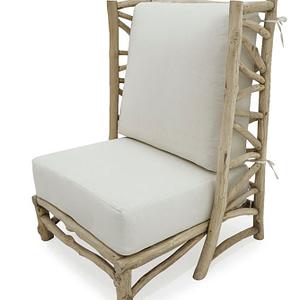 Sigra chair teak branch furniture