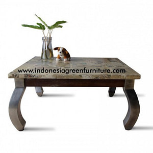 Sindo Square Opium Alloy Industrial Coffee Large Indonesia Industrial Furniture