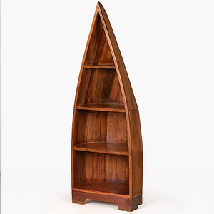 Aachen Book Rack Furniture