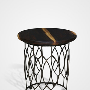 Arial S10 - Stool-resize