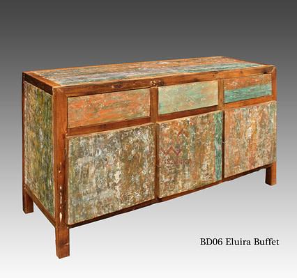 Eluira Buffet Reclaimed Furniture