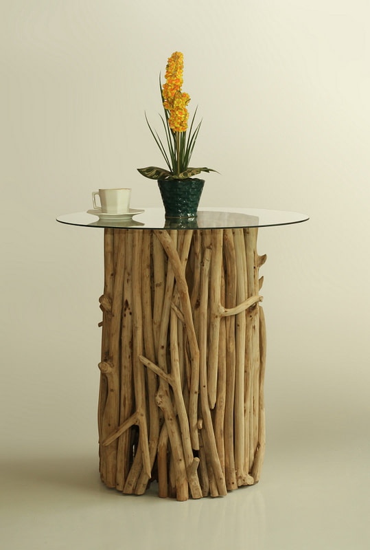Save the Forest by Using Reclaimed Furniture | How to Make a Cafe Table to Look More Beautiful and Instagramable
