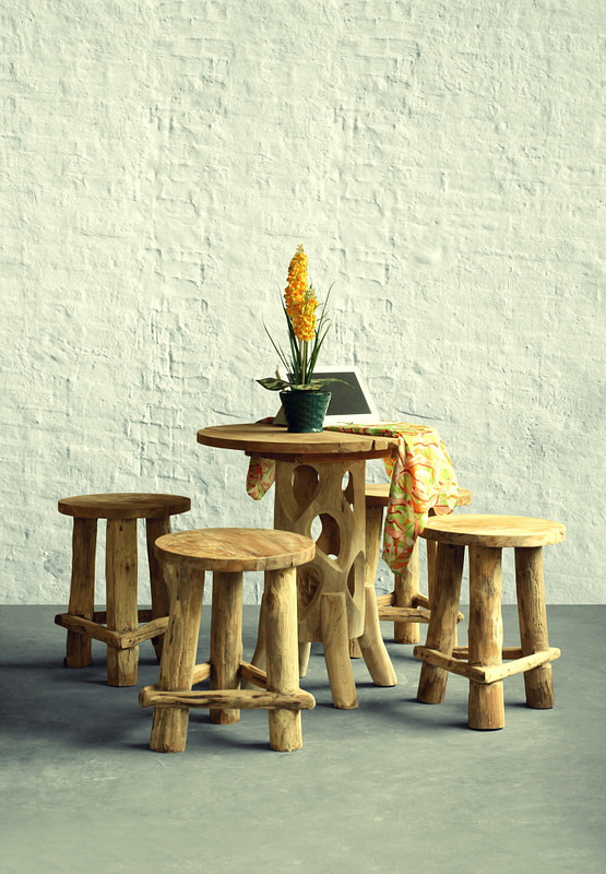 How to Care for Reclaimed Teak Furniture