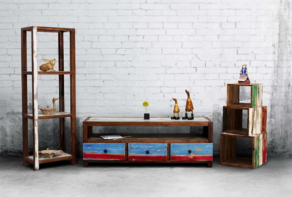 Reclaimed Wood Office & Home Furniture
