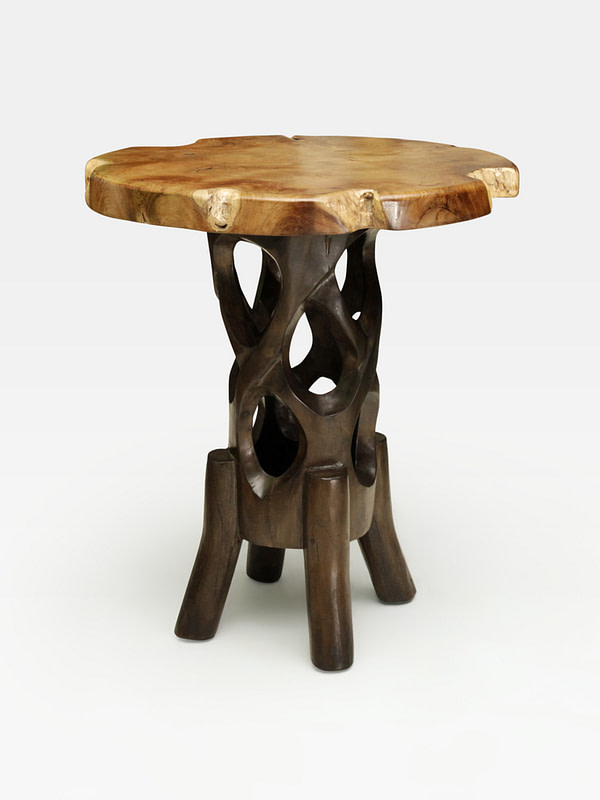 Indonesian Teak Root Coffee Table | Indonesia Industrial furniture