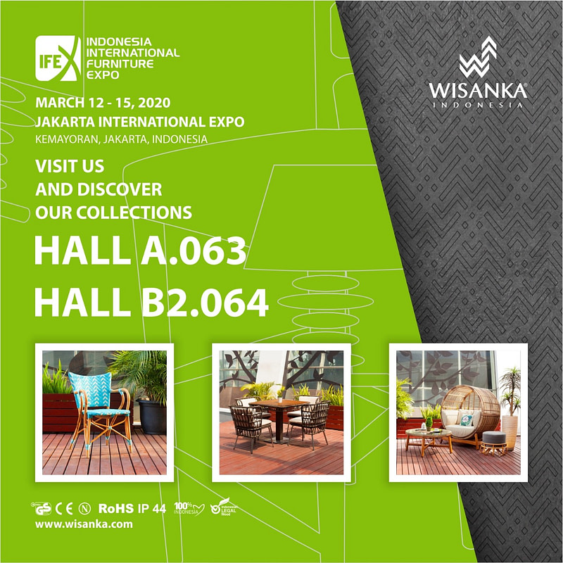 IFEX 2020 Jakarta IFEX 2020 Indonesia