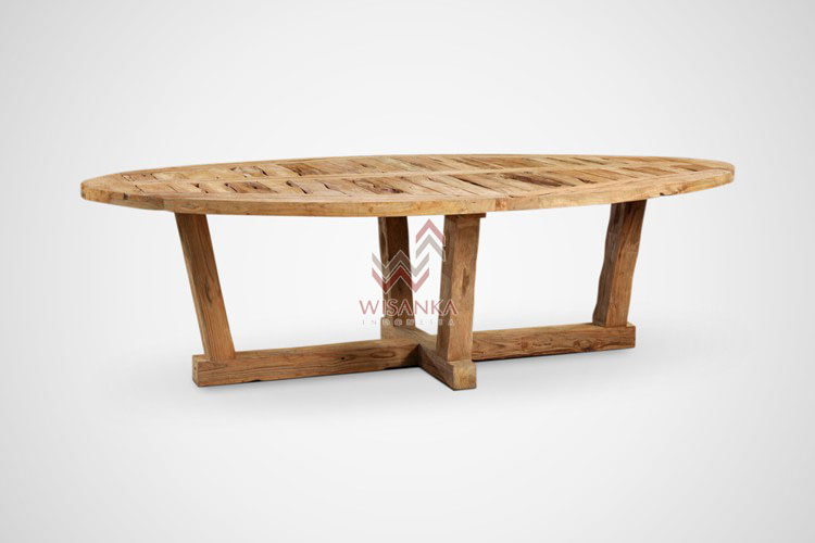 Reclaimed Wood Dining Table Dubai Recycled Reclaimed Furniture Company